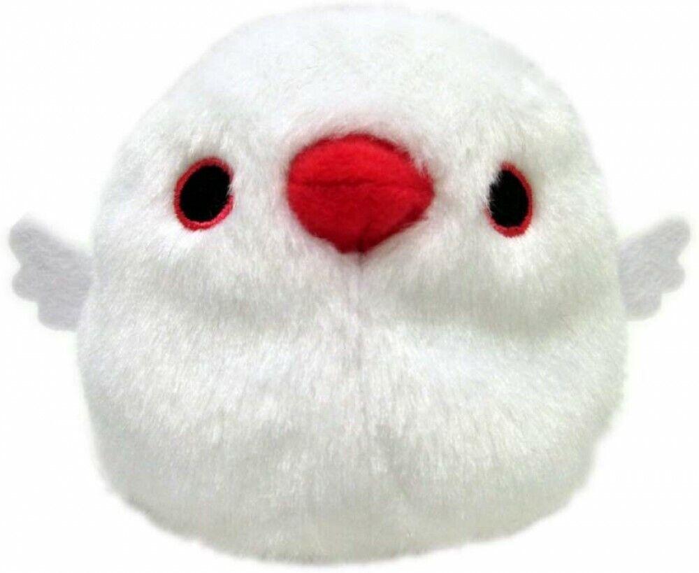 Tori dango horned owl stuffed height 7cm