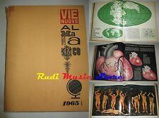 book libro VIE NUOVE ALMANACCO 1965  - copertina rigida -    (LG2)