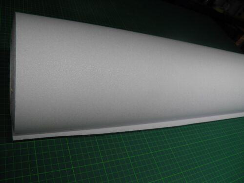 50 cm x 135 cm ca Antirutschfolie medium gekörnt transparent  selbstklebend