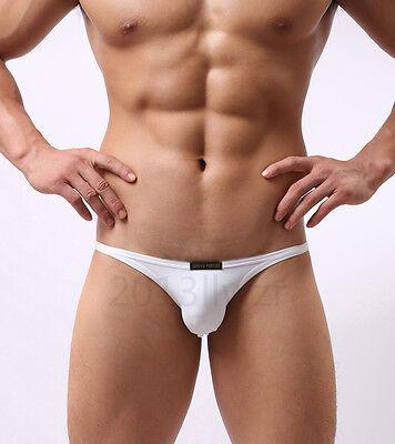 Men's Mini Swim Briefs Bikini Swimwear Swimsuit Beachwear Underwear Size S M L