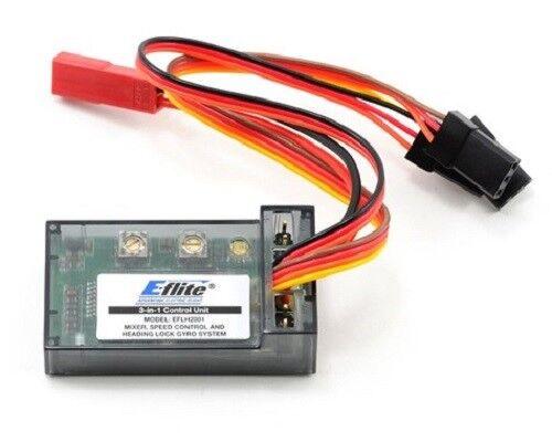 Blade Helis 3-n-1 Mixer Unit (CX3) edlh2001