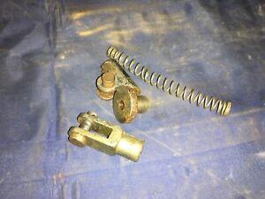 Matchless AJS Rear Brake Rod Hardware Bits