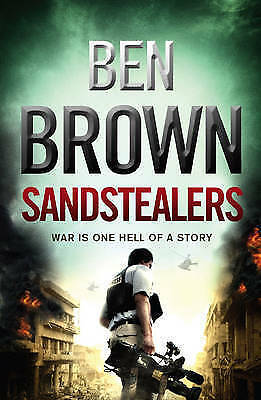 1 of 1 - Sandstealers by Ben Brown - Large Paperback - 20% Bulk Book Discount