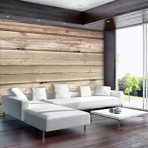 fototapete fototapeten tapete tapeten poster holz wand bretter dessin 3523 p4 ebay. Black Bedroom Furniture Sets. Home Design Ideas