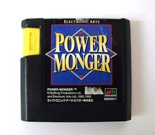 POWER MONGER pour Sega Megadrive - Game for Sega Megadrive (JAP NTSC) / Genesis