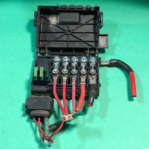 Image Is Loading Audi Volkswagen Battery Fuse Block Distributor P 1c0