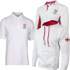 England-Rugby-Shirt-Jersey-Red-Rose-Hooded-Sweatshirt-Hoodie-Eng-Flag-Mens-New