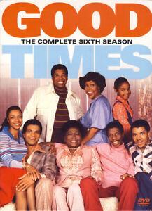 Good-Times-la-Completa-Temporada-6-Set-Nuevo-DVD