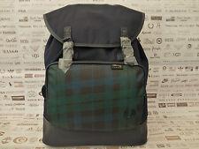 FRED PERRY Nylon Backpack L73 Contrast Rucksack Navy/Ivy Large Shoulder Bag BNWT