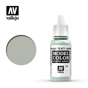 Actif Vallejo Model Color-vert Gris Val971-afficher Le Titre D'origine
