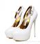 Women-High-Heels-Platform-Strap-Mens-Crossdresser-Queen-Stiletto-Shoes-yoooc thumbnail 13