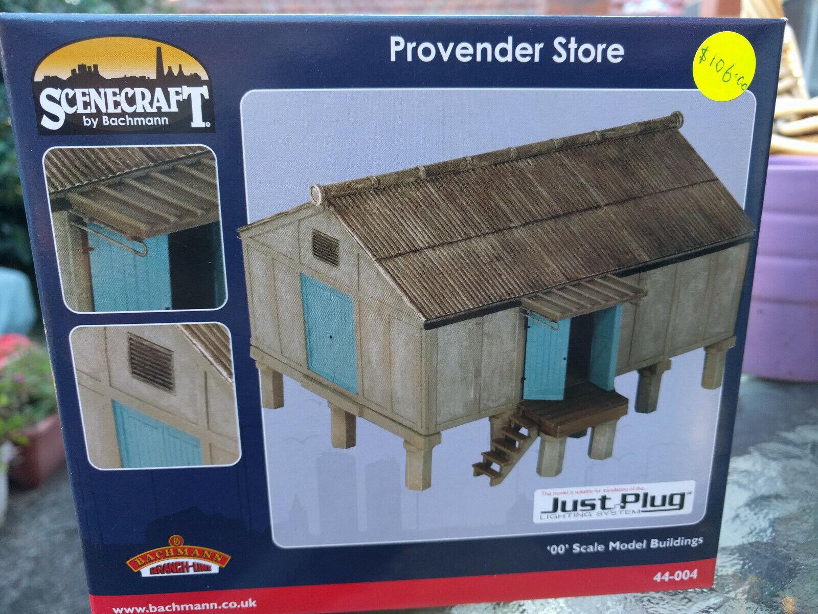 Bachuomon Scenecraft Provendor Store ref 44004