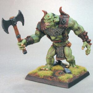 Reaper Dark Heaven Legends 02877 Mountain Troll Monster Dungeons