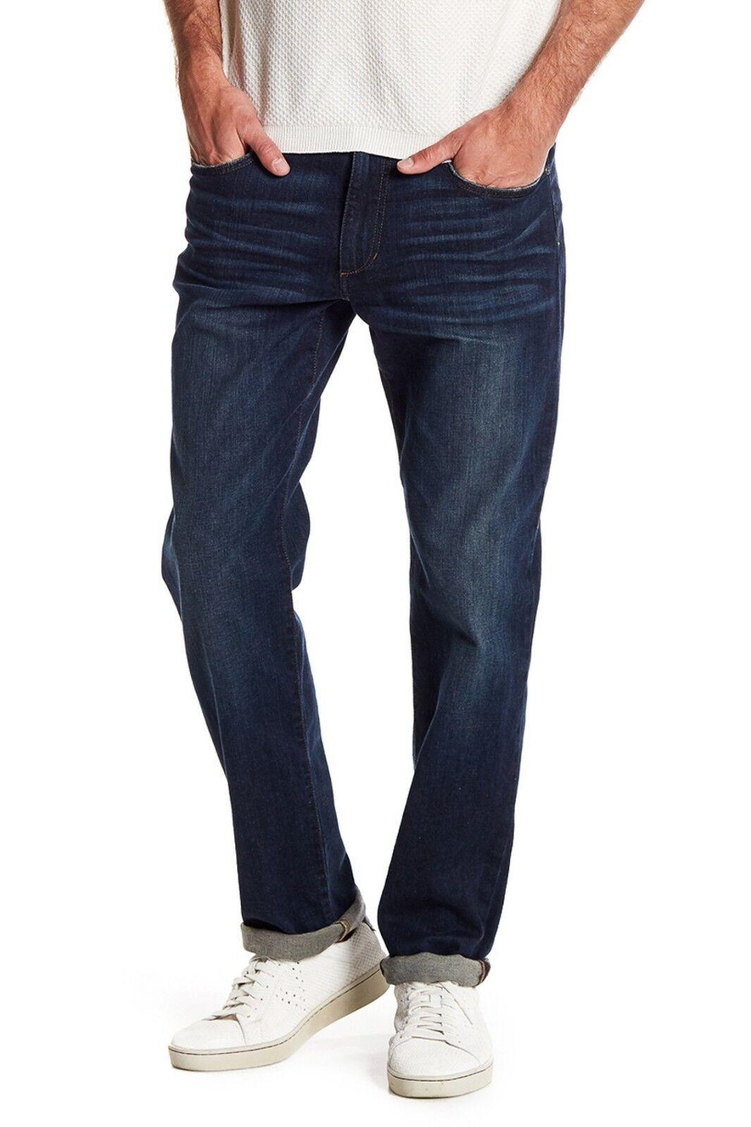 Joe's Jeans Brixton Straight and Narrow Jeans Denim Pants Seth 29 30 33 38 40