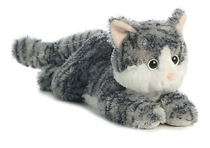 Aurora-12-034-Lily-Cat-Flopsie-Plush-Stuffed-Animal-Toy-31538