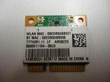 Atheros AR5B225 802.11BGN Wireless WiFi Bluetooth 4.0 Mini PCI-E Card
