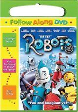 Robots (DVD, 2007, Follow Along Edition) - New