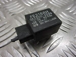 Triumph 1050 Tiger 2007 indicator flasher relay 2007 > 2012 WB