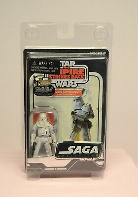 Imperial Snowtrooper Stormtrooper Hoth STAR WARS The Saga Collection MOC