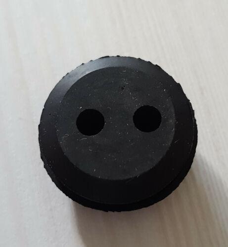 Gummitülle Dichtung passend für Benzintank HECHT 924 Heckenschere