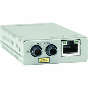 Allied-Telesis-Inc-AT-MMC200-ST-90-10-100tx-a-100fx-st-media-CONVRT-TAA