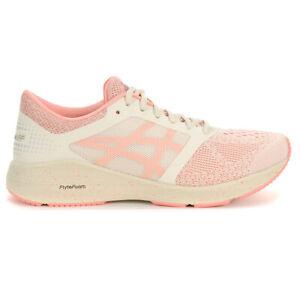 ASICS-Women-039-s-RoadHawk-FF-SP-Cherry-Blossom-Birch-Running-Shoes-T895N-0606-NEW