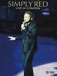 Simply-Red-Live-in-London-DVD-Zustand-sehr-gut