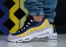 brand new 134c4 7a3d5 item 2 MENS NIKE AIR MAX 95 ESSENTIAL SIZE 9 EUR 44 (749766 107)WHITE VAST  GREY LEMON -MENS NIKE AIR MAX 95 ESSENTIAL SIZE 9 EUR 44 (749766 107)WHITE VAST  ...