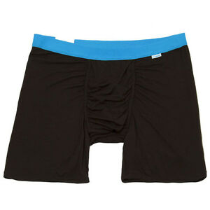 MyPakage PKG Weekday – Black/Blue Breif Modal/Spandex Boxers NEW!