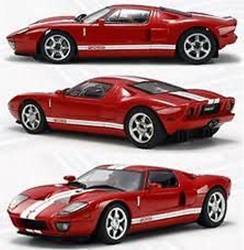 sport dello shopping online IWAVER 1 28 02M 02M 02M FORD GT rosso ON-strada auto ELETTRICA BRUSHED RADIO FM 2WD RTR  online economico
