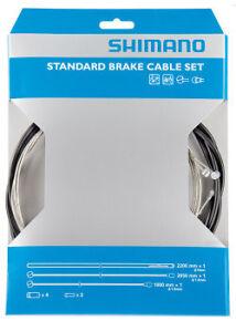 Shimano-Bremszug-Set-Standard-Y80098022-fuer-Road-und-MTB