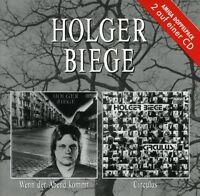 Holger Biege - Wenn Der Abend Kommt: Circulus [new Cd] on Sale