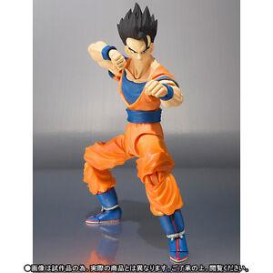Bandai Dragon Ball Tamashii SHF Z Super Saiyan Son Gohan Youth Figure
