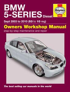 4901-BMW-5-Series-2003-to-2010-Diesel-Haynes-Service-and-Repair-Manual