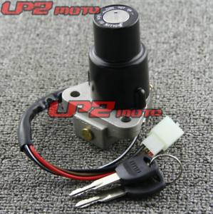 Ignition Switch Lock Key For Yamaha XJ650N 1982-1985 XJ750 Seca 1982-1984