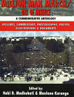 Million Man March/ Day of Absence: A Commemorative Anthology, Speeches, Commentary, Photography, Poetry, Illustrations, and Documents by Third World Press,U.S. (Paperback, 1996)