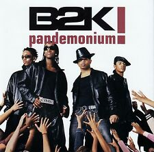 B2K : PANDEMONIUM! / CD (EPIC EPC 610534 2) - TOP-ZUSTAND