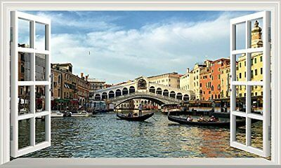 Benaya Streets of Venice II Rectangular Tile BAC520691