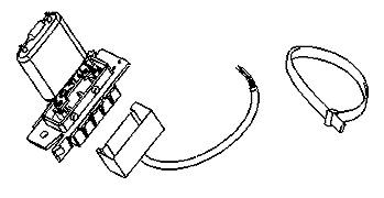 95508012 Vauxhall Adaptateur-Véritable NEUF