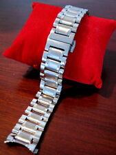 Premium EICHELER Edelstahl Uhrband 19mm für Longines , Seiko und andere Marken