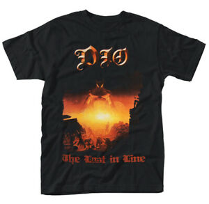 Dio-Last-In-Line-Shirt-S-M-L-XL-XXL-Official-T-Shirt-Metal-Rock-Band-Tshirt