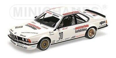 1:18 Minichamps BMW 635 CSI Schnitzer ETCC 1983 #30 NEW bei PREMIUM-MODELCARS