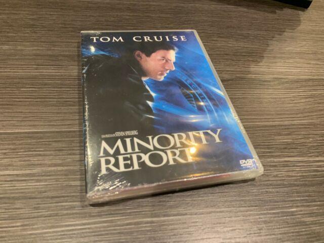 TOM CRUISE DVD MINORITY REPORT PRECINTADA NUEVA