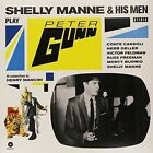 Play Peter Gunn by Shelly Manne & His Men (Vinyl, Jun-2011, Wax Time)