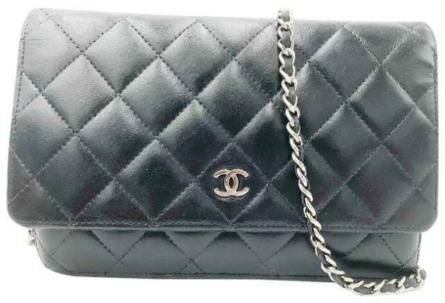 Chanel Wallet On Chain For Sale Online Ebay Poshmark makes shopping fun, affordable & easy! ebay