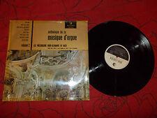 anthologie de la musique d'orgue - Jorgen Ernst Hansen disque ricordi 30 CA 035