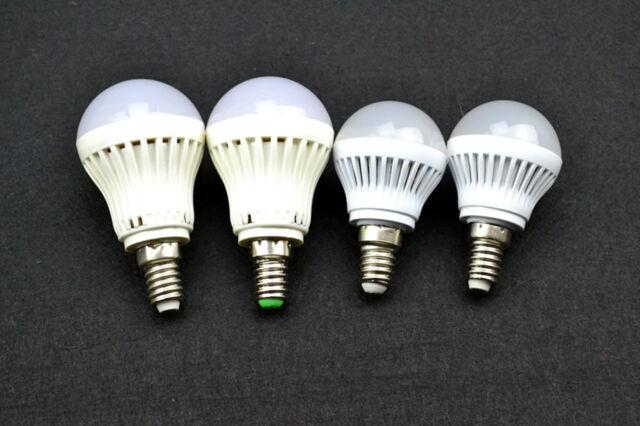Dimmable E27/E14/B22 2.5W To 40W LED light bulb lamp High power SMD 5730 bulbs