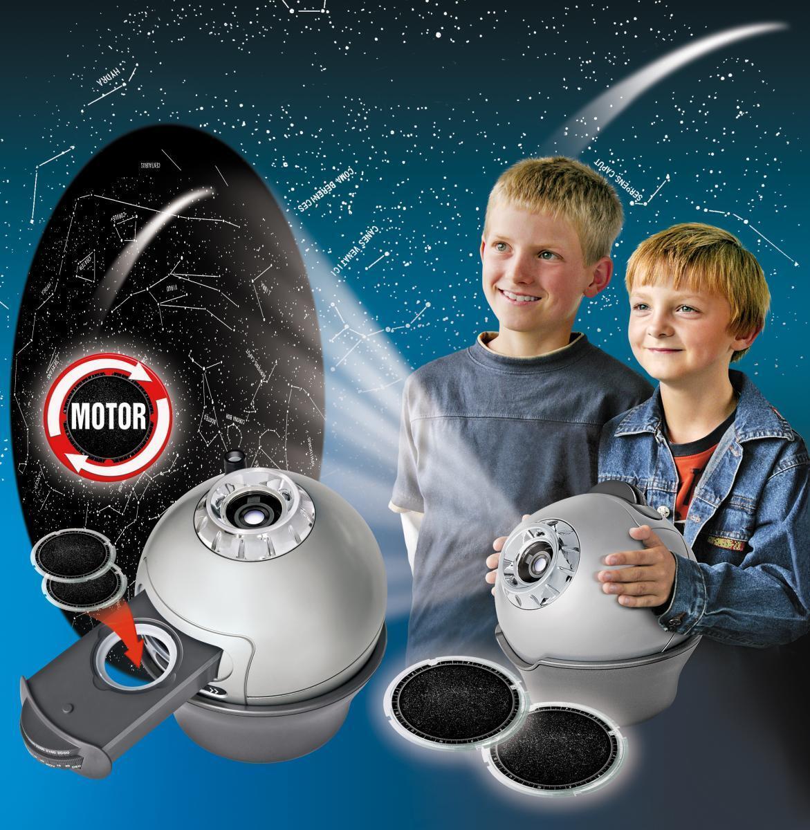 Bresser Astro Planetarium Deluxe Junior Heimplanetarium Sternenprojektor Weltall