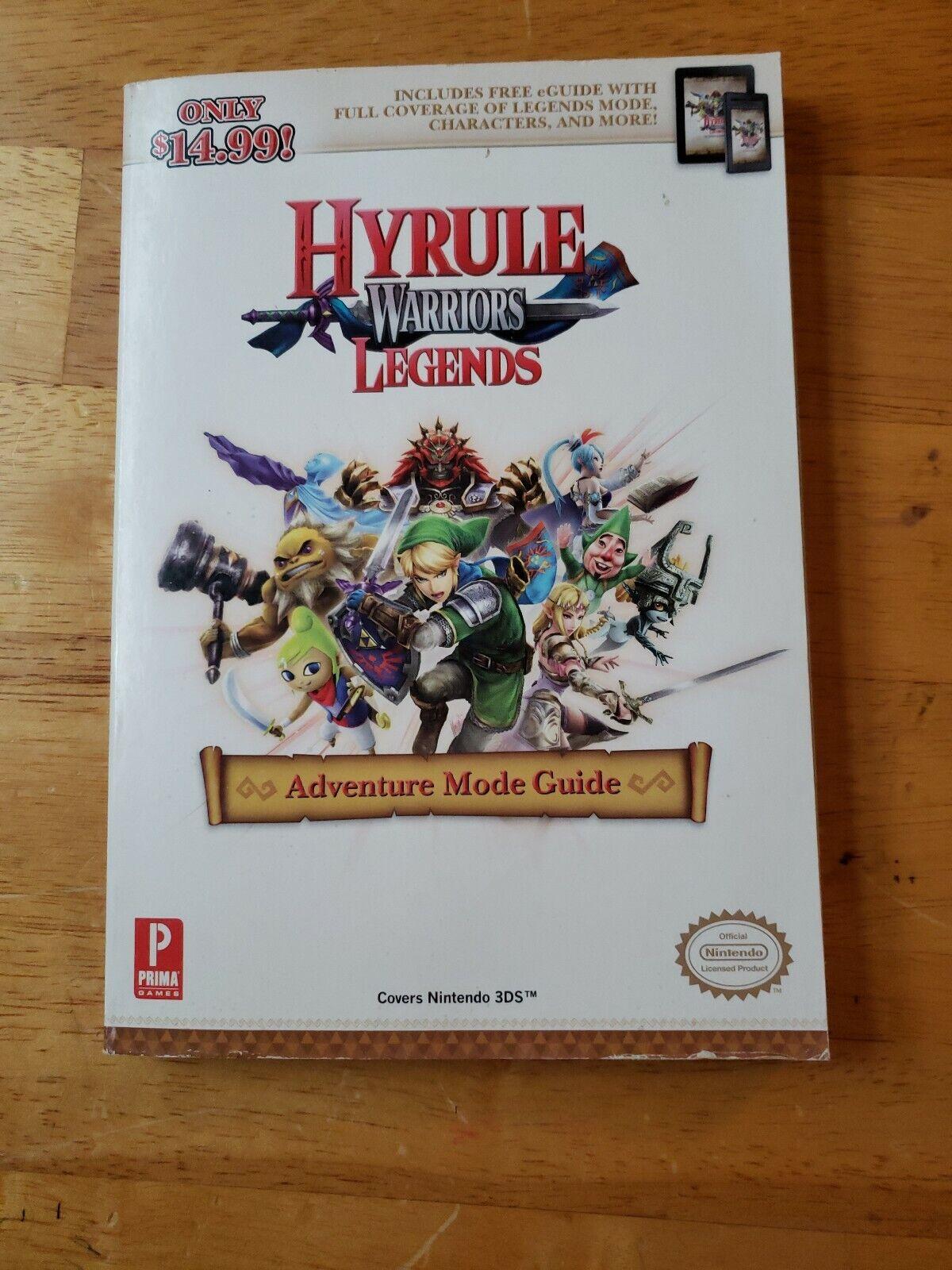 Hyrule Warriors Legends Adventure Mode Guide For Sale Online