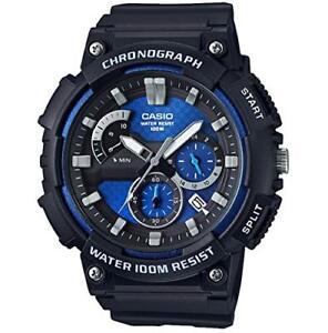 Casio-Orologio-Cronografo-Quarzo-Uomo-con-Cinturino-in-Resina-Y7k